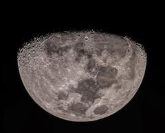 The Moon February 24 2018