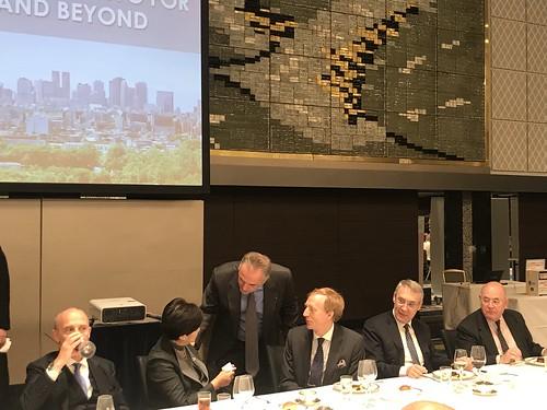 20171122 Luncheon with Tokyo Governor Yuriko Koike