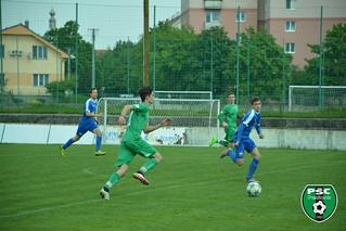 Dorast: PŠC Pezinok - FC Rohožník (04/2017)