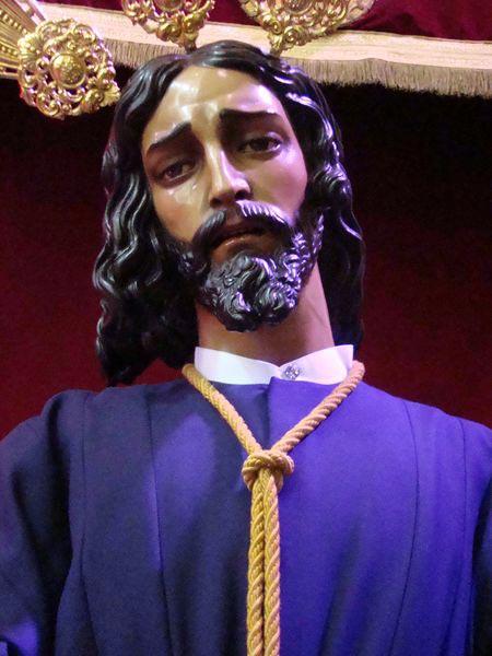 Hermandad Y Cofradía De Nuestro Padre Jesús Cautivo Y María Santísima De La Paz (El Cautivo).