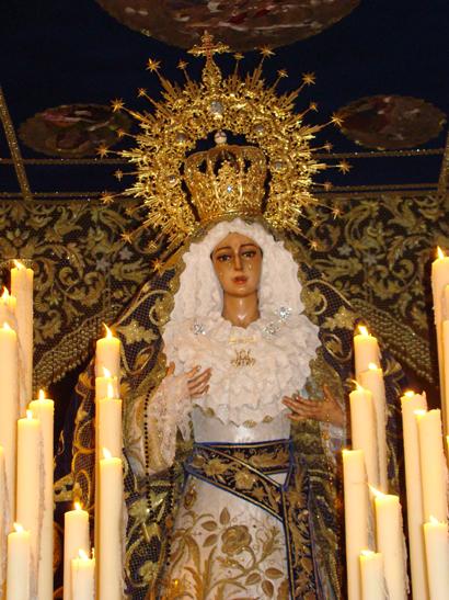 Fervorosa Hermandad y Cofradia de Nazarenos de Nuestro Padre Jesús Nazareno y María Santísima de la Concepción.