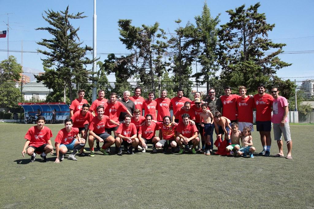 Copa del Rey de Futbolito y Fiesta Que viva España