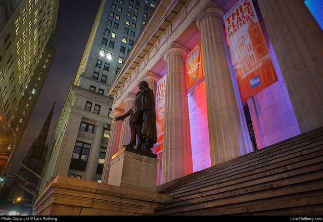 Wall Street, New York, United States