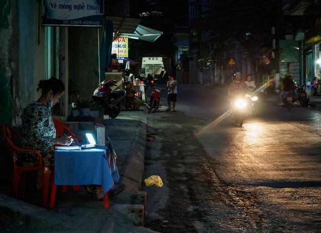 the street writer