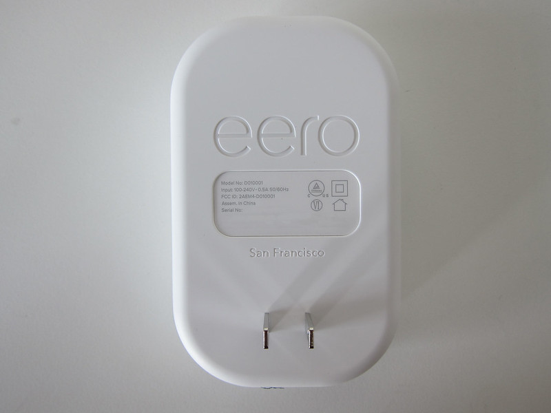 eero Beacon - Back