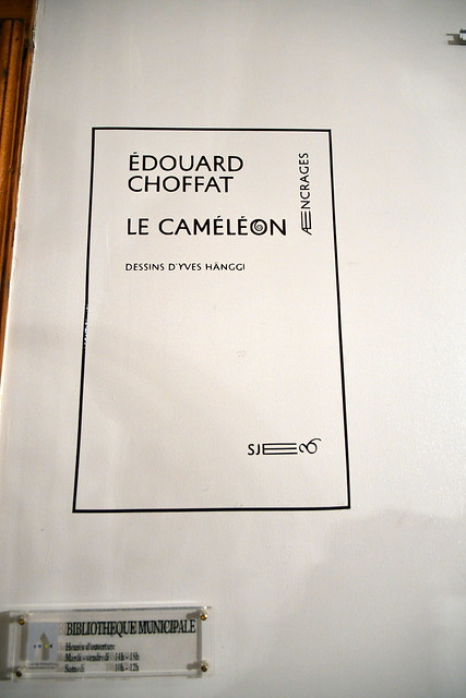 Vernissage Le Caméléon 2018