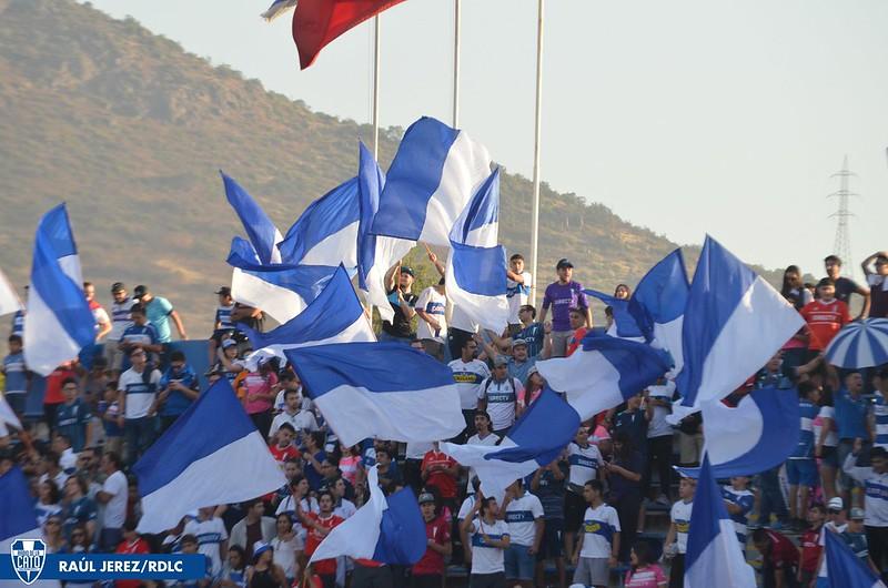 Hinchas UC vs Temuco
