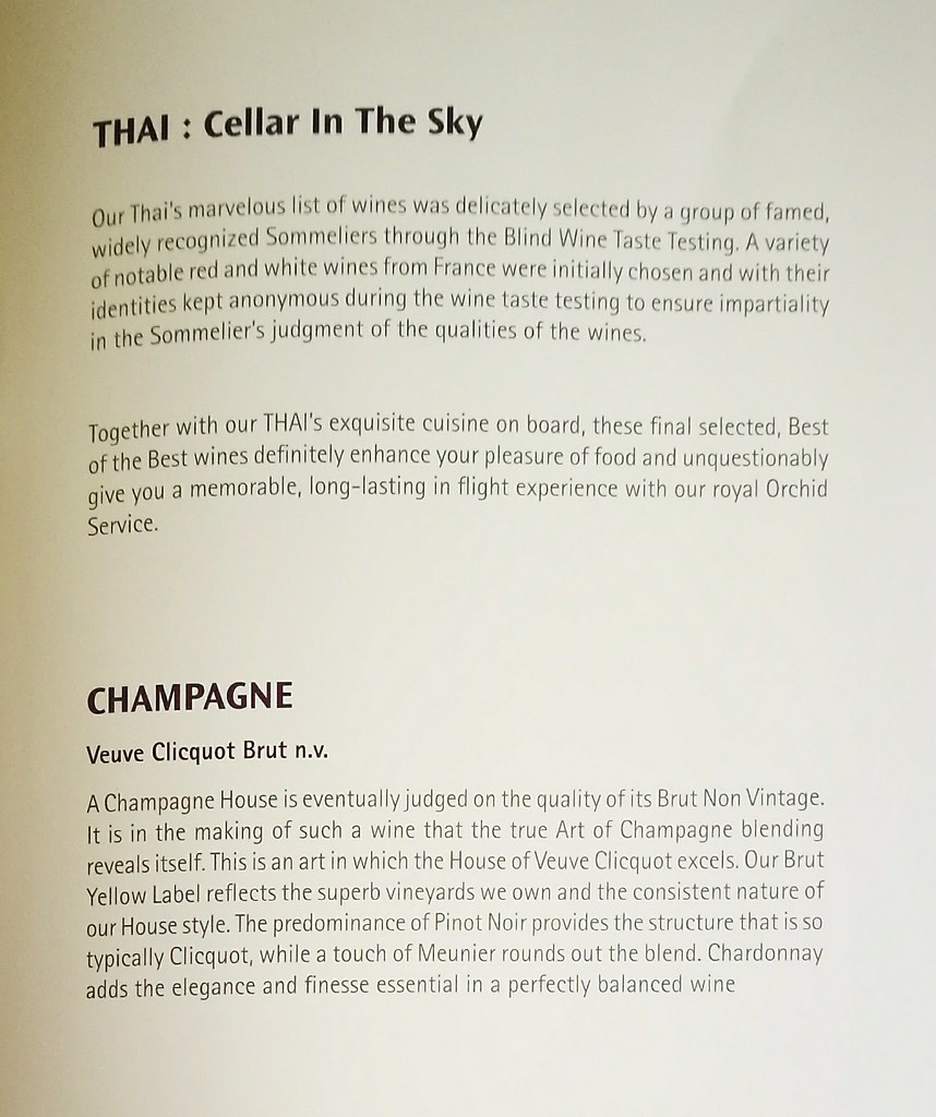 Champagne information