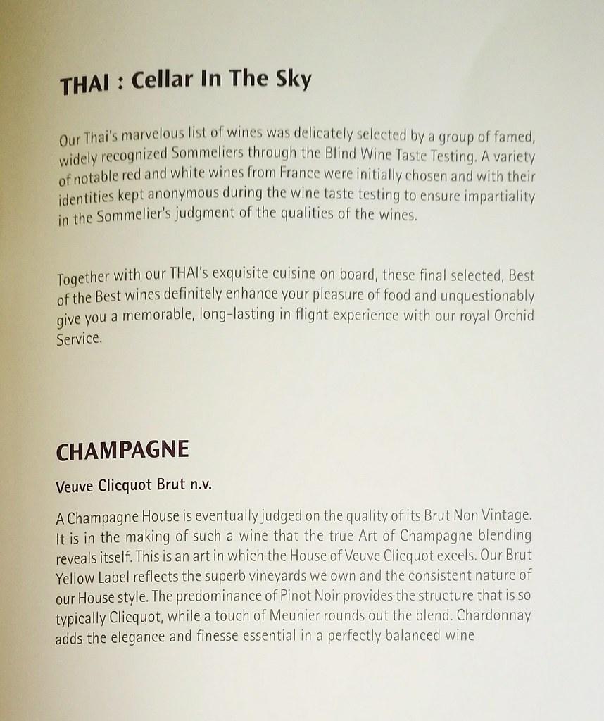 Champagne information