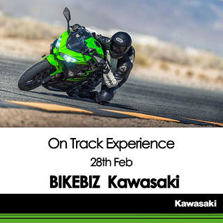 KAWASAKI DEALER EVENT – BIKEBIZ Kawasaki On Track Experience – 28th February