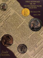 Stacks 1796 John Whitney Walter catalog cover