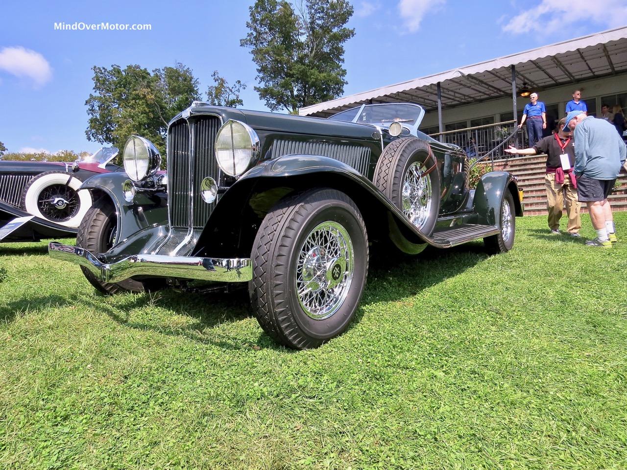 Auburn 12-160 Front