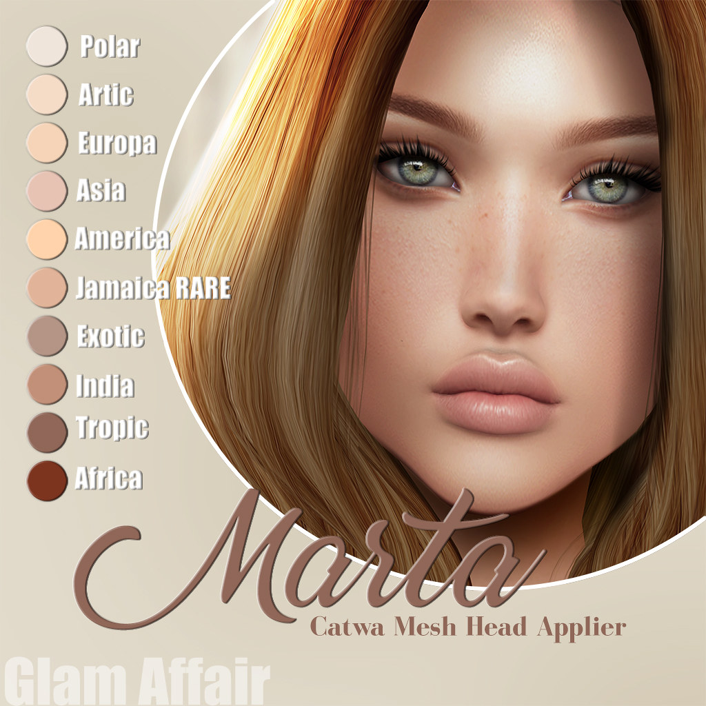 Glam Affair – Marta for ARCADE
