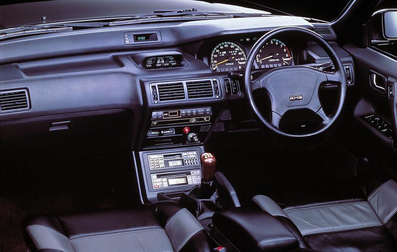 1989 MITSUBISHI GALANT AMG