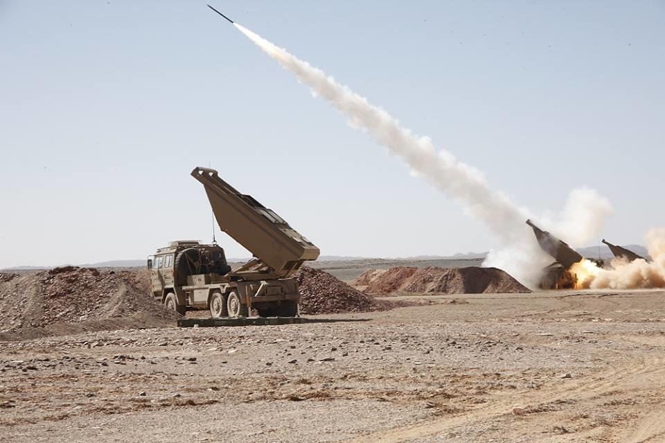 حصري : الجزائر تمتلك راجمات SR-5 الصينية 25797977098_f3f17b8267_b