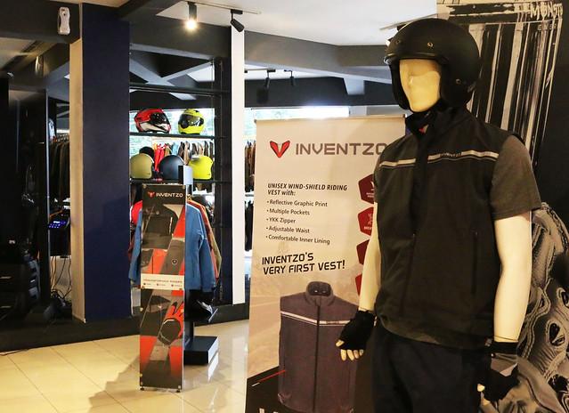 Viento, Vest Pertama Inventzo