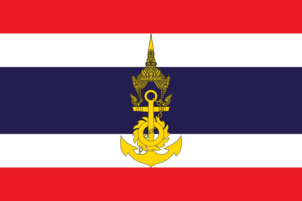 Royal Thai Navy jack