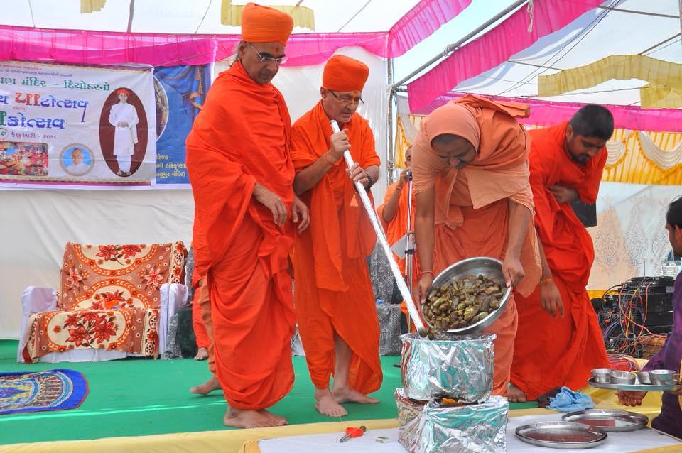 Patotsav & Saak Utsav Celebrations - Diyodar