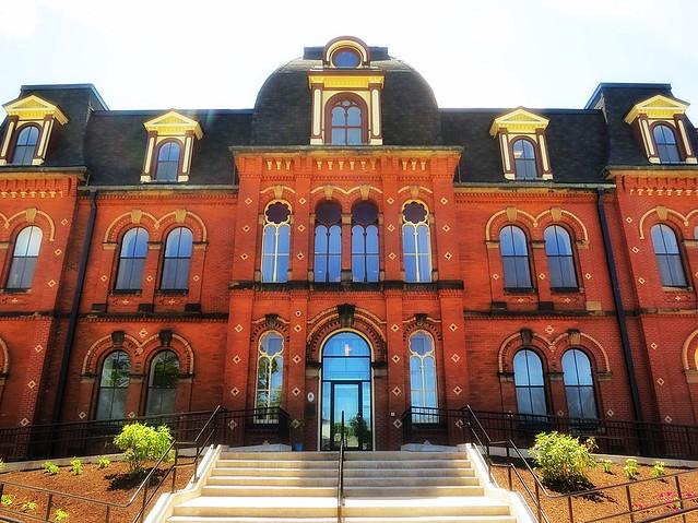 Old Provincial Normal College, Nova Scotia, Canada