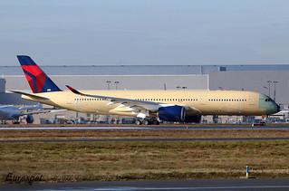 F-WZFW A350 Delta