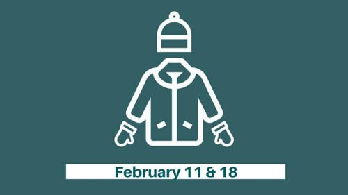 February 11 & 18