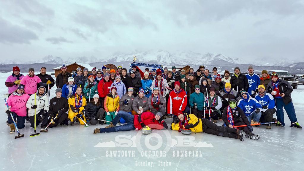 2018 Sawtooth Outdoor Bonspiel