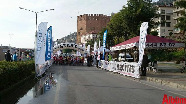 Tour Of Eftalia Hotels & Velo Alanya Kadın Yol Bisiklet Yarışı