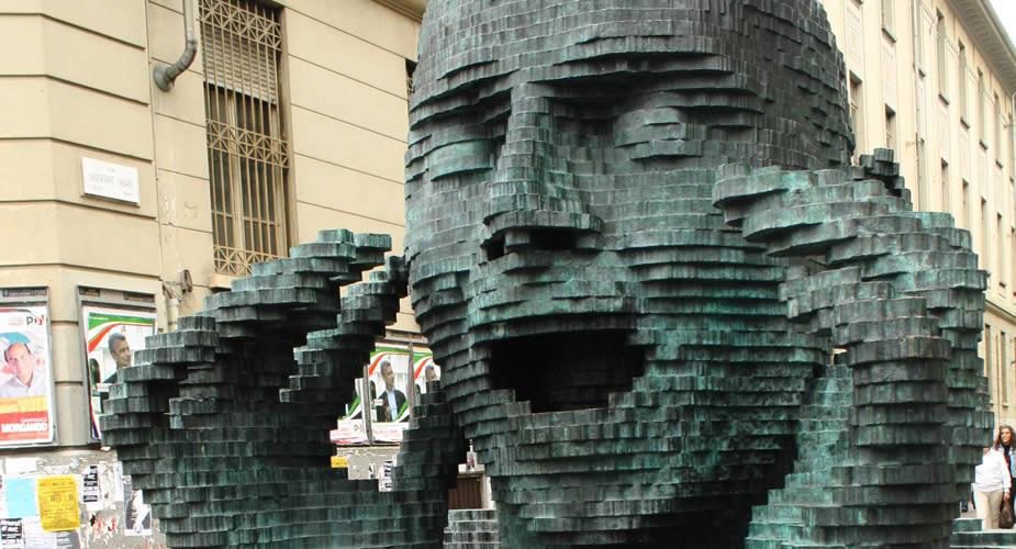 Moderne kunst in Turijn | Mooistestedentrips.nl