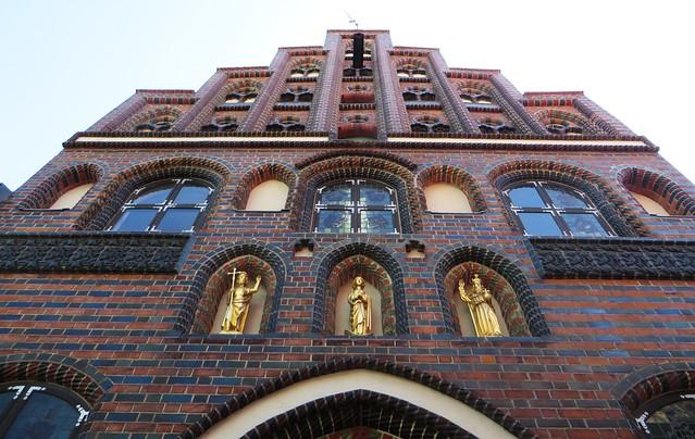 Kalandhaus (XVe), Kalandstraße, , Lunebourg,  Basse-Saxe, République Fédérale d'Allemagne.