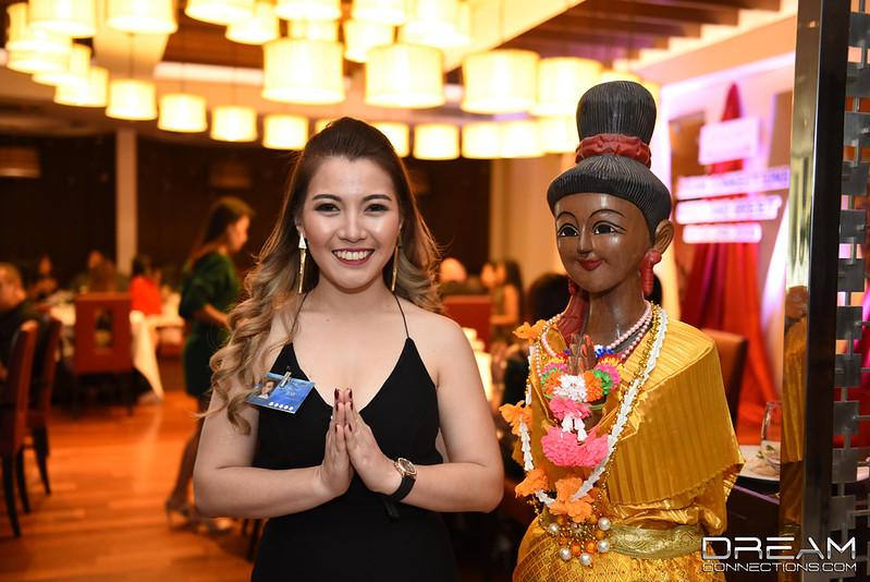 Thailand, Bangkok. January 2018. Meet And Greet Events.
