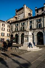La Bell'Italia, Piazza della Loggia, Brescia, Italy