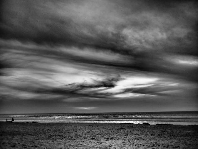 A break in the clouds. (explored)