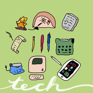 Tech #JanDoodle