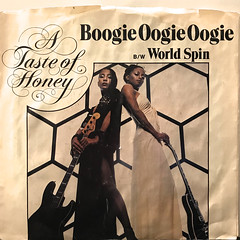 A TASTE OF HONEY:BOOGIE OOGIE OOGIE(JACKET A)