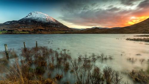 Sunrise Mount Errigal