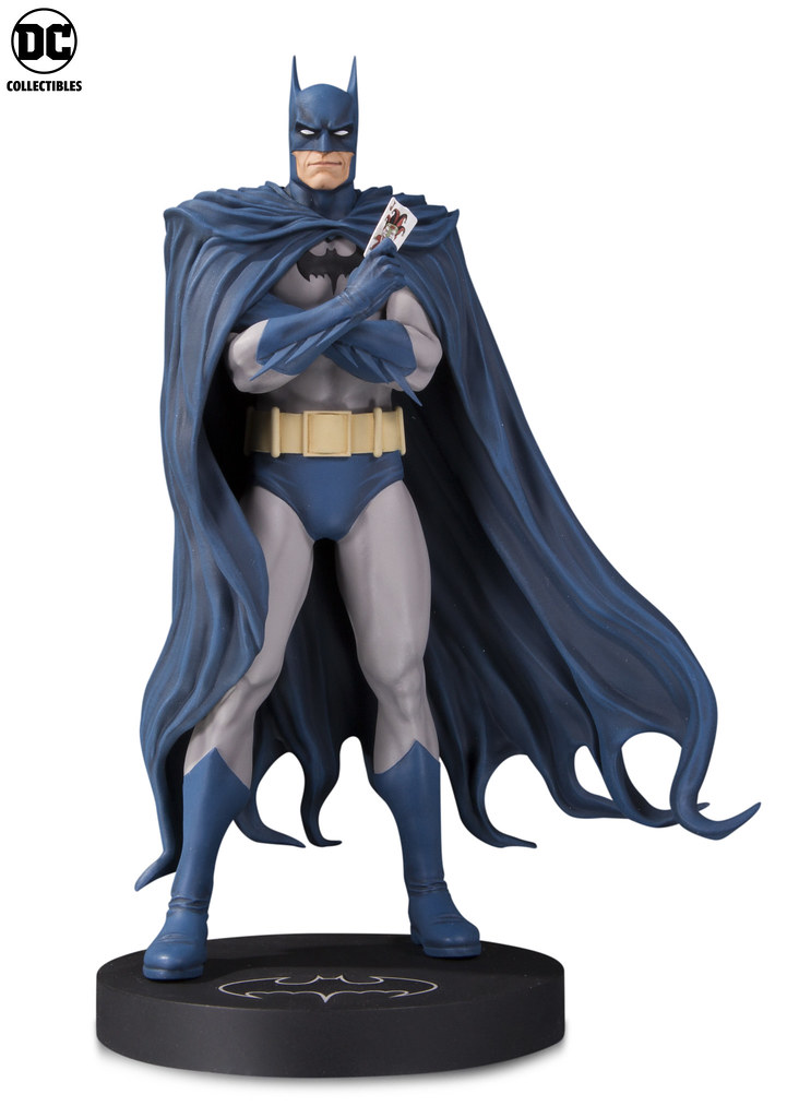 DC Collectibles DC 設計師系列【蝙蝠俠by Brian Bolland】Batman by Brian Bolland Mini Statue 全身雕像作品