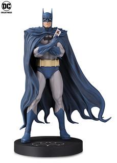 DC Collectibles DC 設計師系列【蝙蝠俠by Brian Bolland】Batman by Brian Bolland Mini Statue 全身雕像作品
