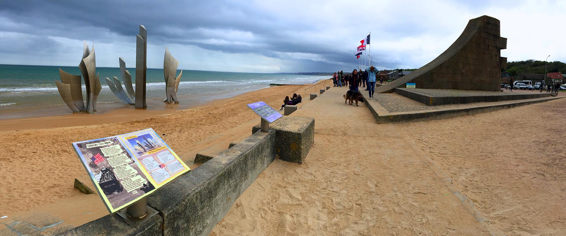 Playas del Desembarco de Normandía, Francia desembarco de normandía - 38981252335 479d1e6d71 o - Viaje a las Playas del Desembarco de Normandía