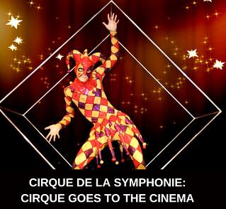 """Orlando Philharmonic Pops Series Presents """"Cirque de la Symphonie"""""""