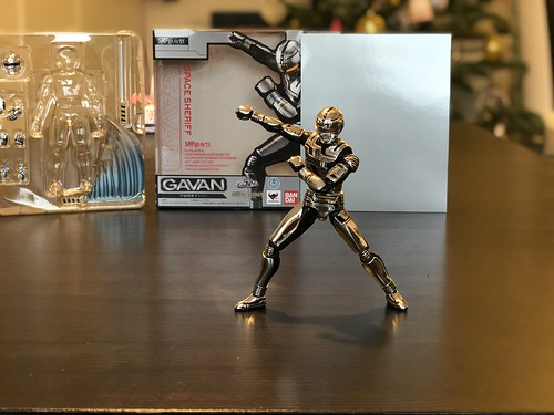 X-Or - S.H. Figuarts