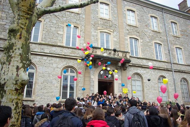 Collège lycée Les Chassagnes