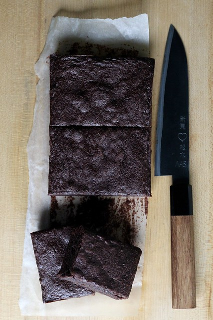 sebastian's remarkably wonderful brownies