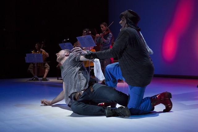« Méchatmorphoses » au théâtre de Caen