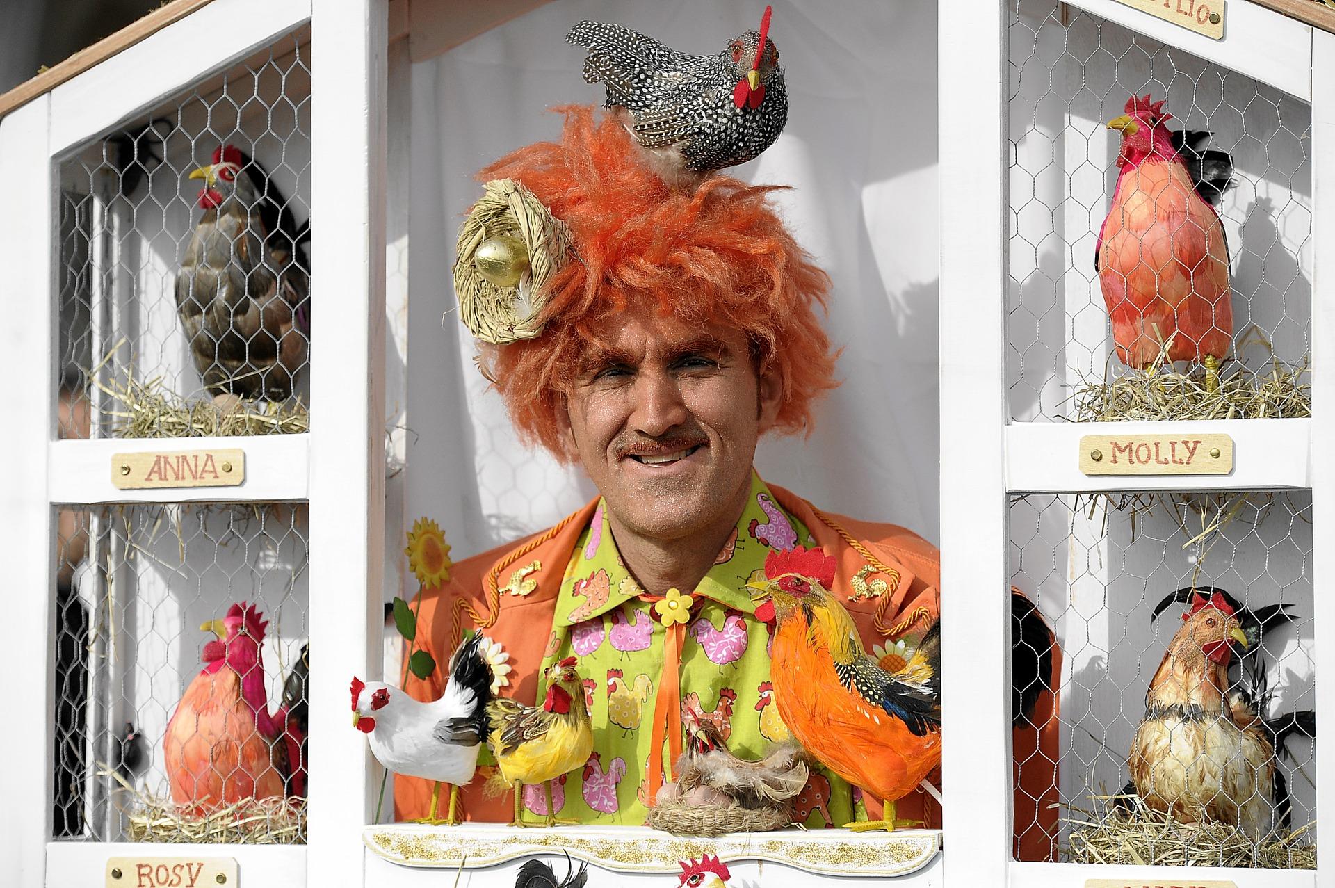 Carnaval de Venecia, Italia carnaval de venecia - 39469480645 e1c7260a91 o - Carnaval de Venecia : la historia y elegancia toman la calle