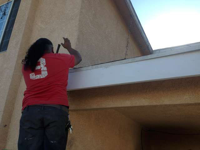 Facia Board Repair | LA County Property Preservation REO Maintenance