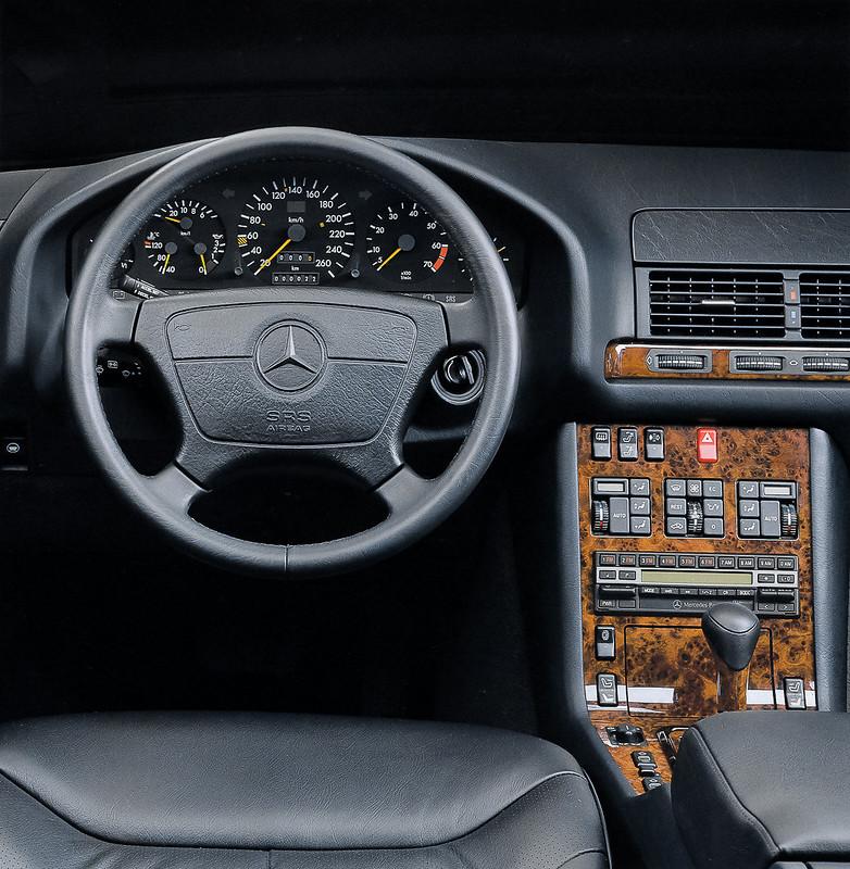 1990 MERCEDES-BENZ 600 SEL