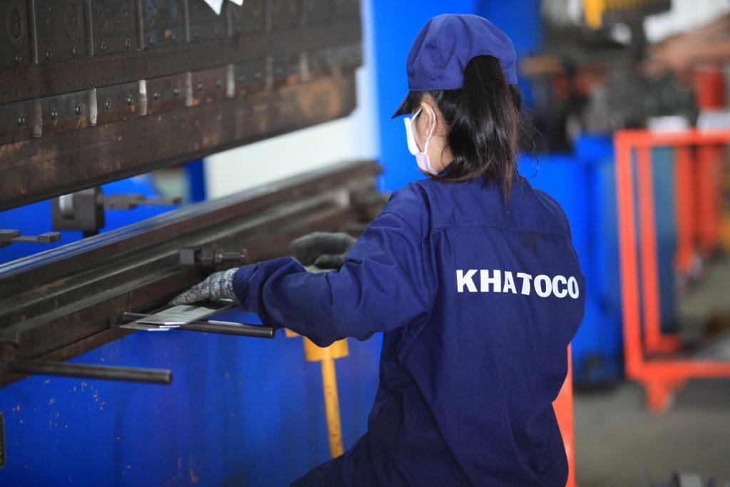 Dập CNC - Cắt Chấn Nha Trang