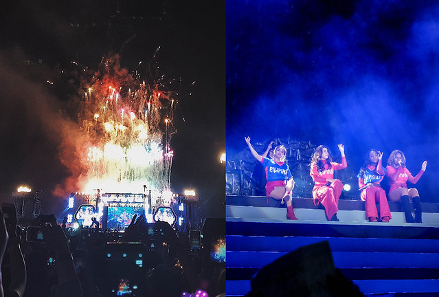 8 - Coldplay and Fifth Harmony