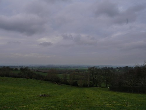 The View from Meon Hill