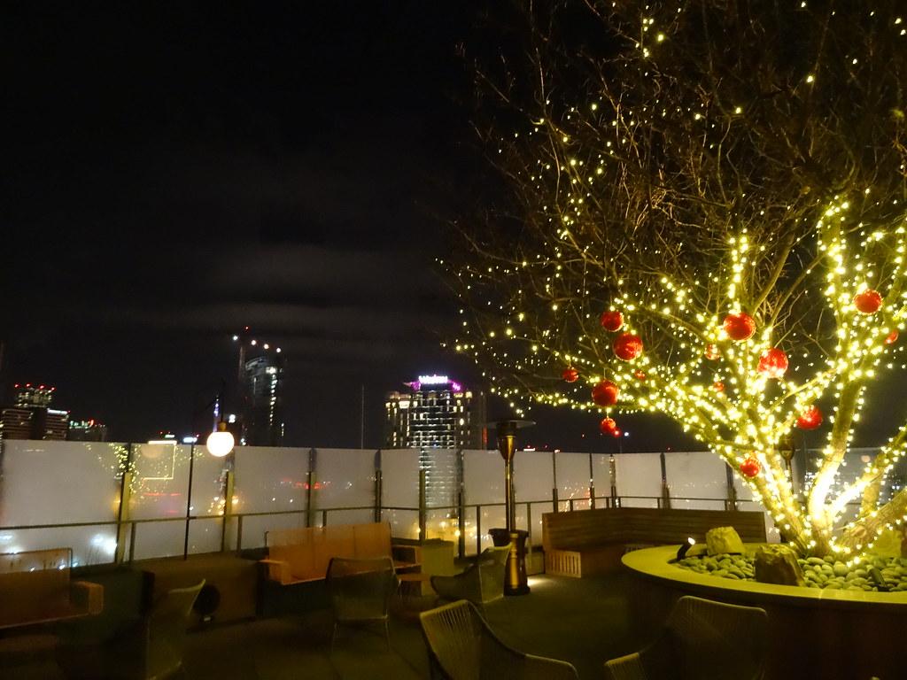 L.A. Jackson's Rooftop Patio